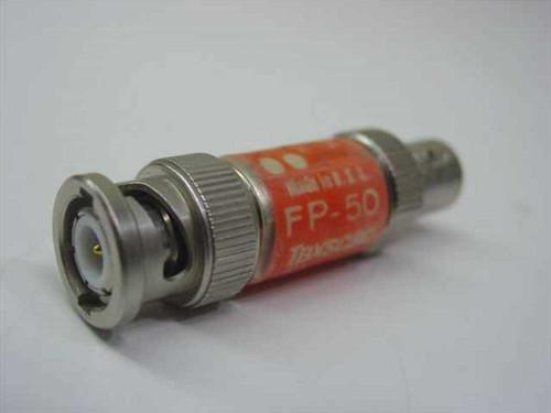 Texscan 3 dB attenuator (FP-50)
