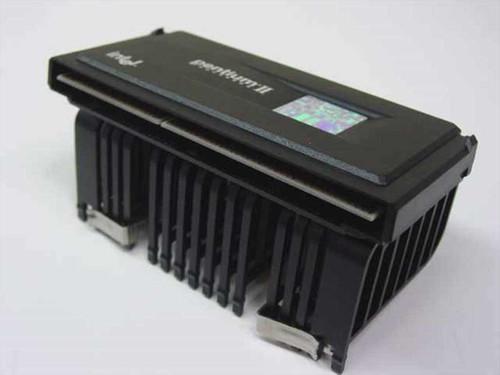 Intel Pentium 2 Slot 1 Processor 266MHz/512KBCache/66MHz SL2HE