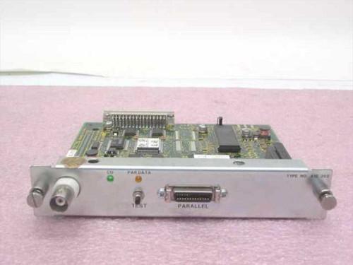 HP BNC Parallel Print Server X12 202