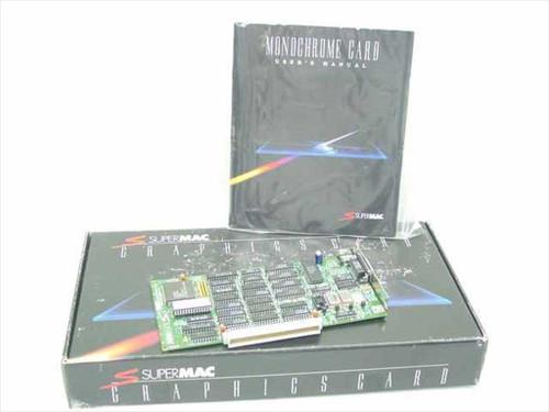 SuperMac Monochrome Card for Macintosh G0130