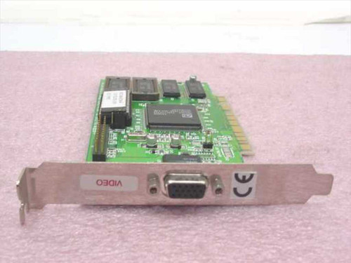ATI PCI Mach64 113-32103-103 (C) 1995 1MB Video Card (109-32100-20)