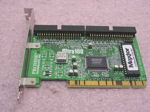 Promise Tech Ultra100 PCI Card 9952-10 Rev B5