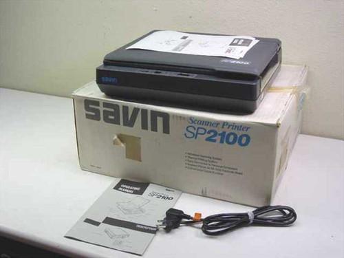 Savin Scanner Printer - Vintage in Box SP2100