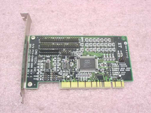 CMD Tech PCI Dual IDE Controller (PCX-6400-000)