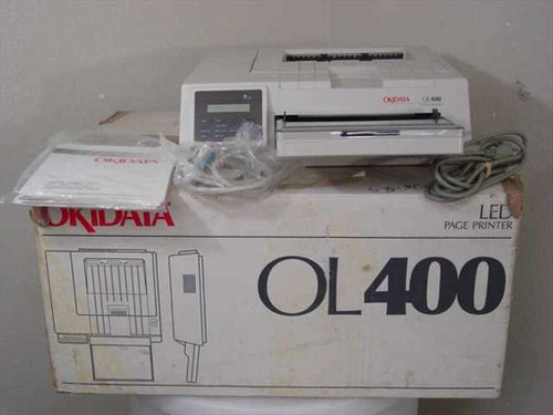 OKIDATA LED Page Printer EN2510A