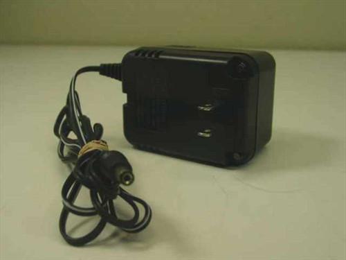CUI INC 12V DC 1 Amp Power Adapter - Barrel Plug End (DPD120100-P5-SZ)