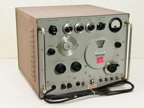 HP 618B SHF 3800-7600 RF Megacycle Signal Generator