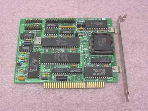 Western Digital 8-bit ISA MFM Controller Card (61-000222-00)