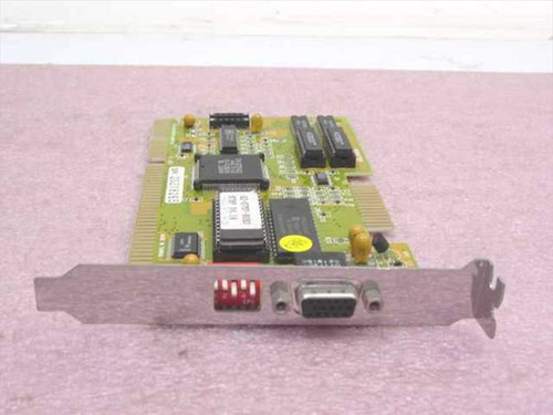 WDC ISA Video Card (59-XP6676P-0000)