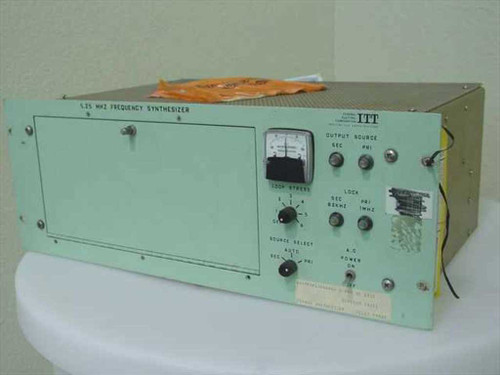 ITT Frequency Synthesizer, 5.25 Mhz 25791-SK13661AG