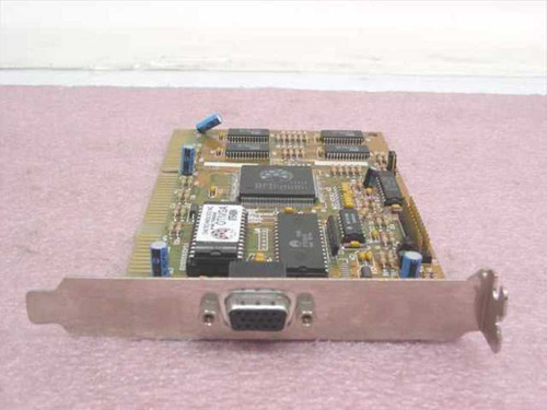 Oak Technology 1580 16-Bit ISA Video Card TX2953526