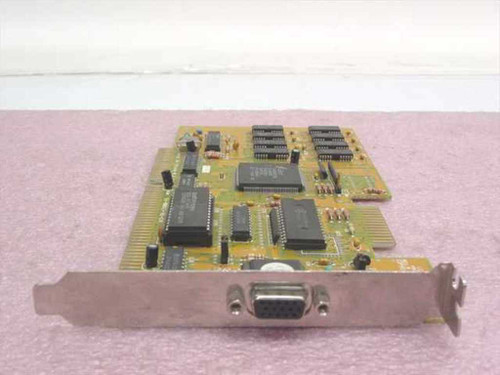 Trident 000-88916CE2 ISA VGA 1MB Video Card 16-Colors HNG8916CX248LC2