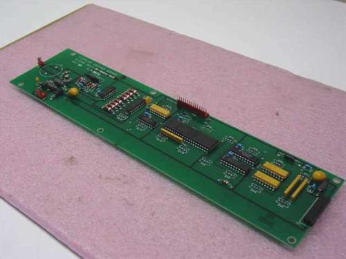 Intel Display Driver Board 31-710011-00