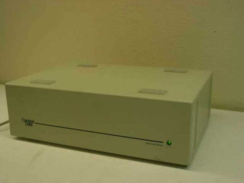 Central Data SCSI Comm Server RJ45 Network Rackmount 3000SC