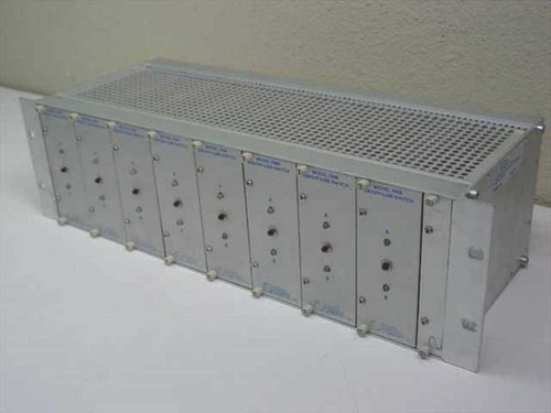 Electro Standards Laboratory Rack with Power Supply and Cabling 9030
