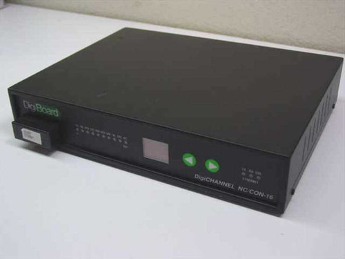 DigiBoard DigiChannel NC/CON-16 Network Concentrator w TCP/I 50000031