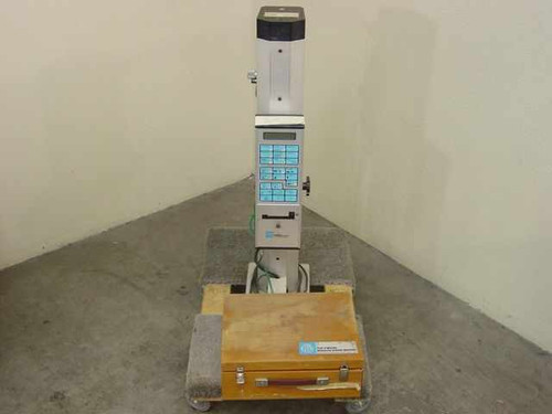 Pratt & Whitney Electronic Digital Height Gauge w/Accessories (VMS-3000 2D)