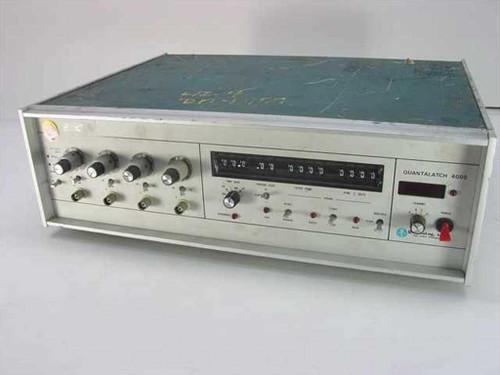 QuantaLog, Inc Quantalatch 4000 C-4100
