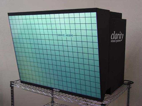 Clarity Leopard LCD Projection Monitor Analog VGA Overhead VN-3820-VA