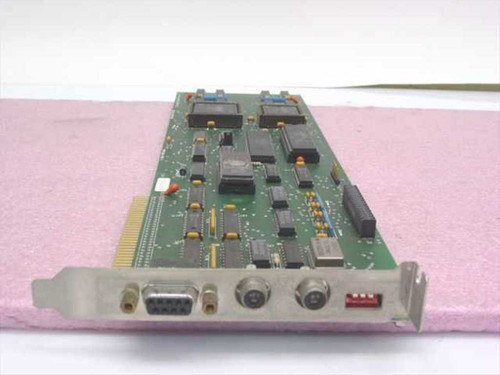 Heath EGA Video Card 8-Bit ISA 150-256-1