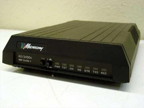 Microcom External Modem AX/2400C (AX2400C)