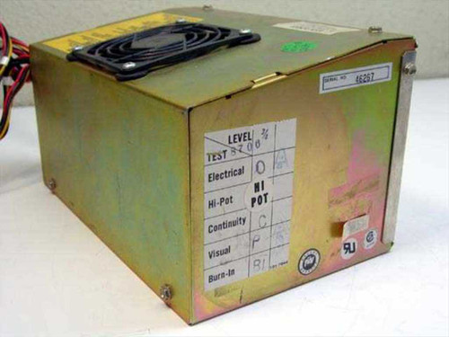 Task International Vintage Power Supply 8x5x5 for Computer Legacy