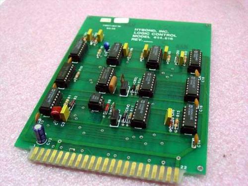 Hybond Logic Control Card 616, 614