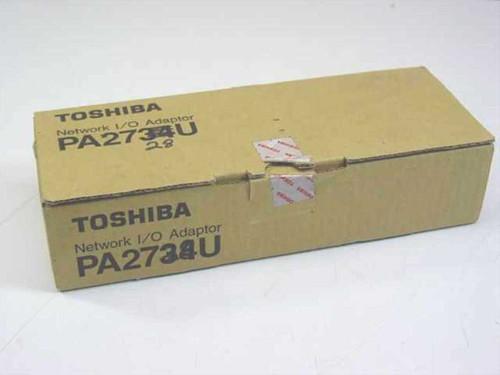 Toshiba I/O Adaptor for Portege 7000 series Laptops (PA2728U)