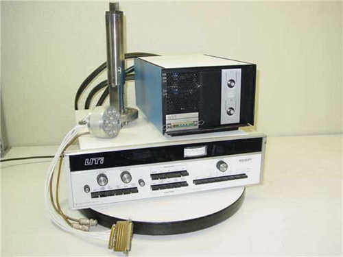 UTI 100C Quadrupole Analyzer RF Generator 5107 Mass Spectrometer 5162 System