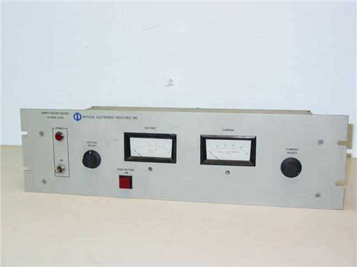 Physical Electronics Inc. PHI Sample Heater Control 20-025
