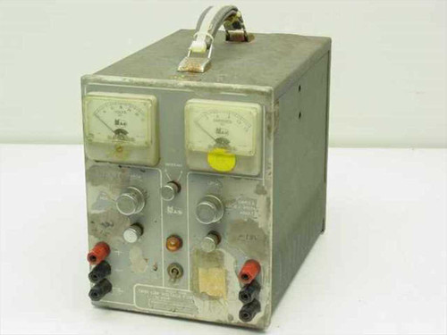 Harrison Laboratories 2-36V Twin DC Power Supply (Model 800A)