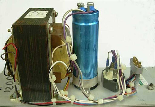 Custom Power Supply Rectifier and Electrolytic Capacitor PRI: 208/240 SEC: 20/24