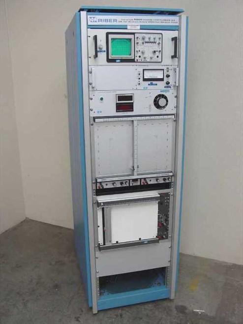 Riber Rib Control Cabinet Rack Mount w/ Cryovalve PS, Oscill (MBE)