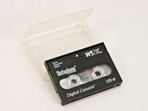 Dictaphone 120M Digital Cassette  DDS-2
