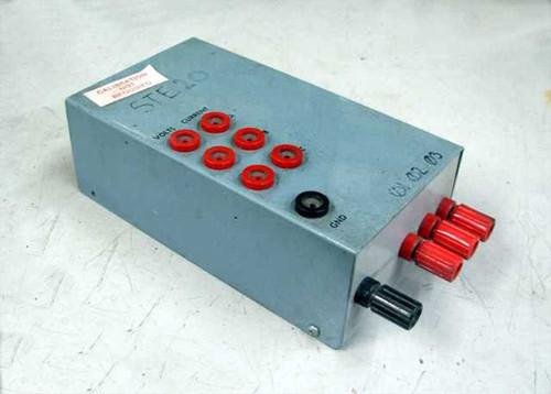 Custom Made With 3 fused 5 Amp Thermal Circut Breakers Hobby Box