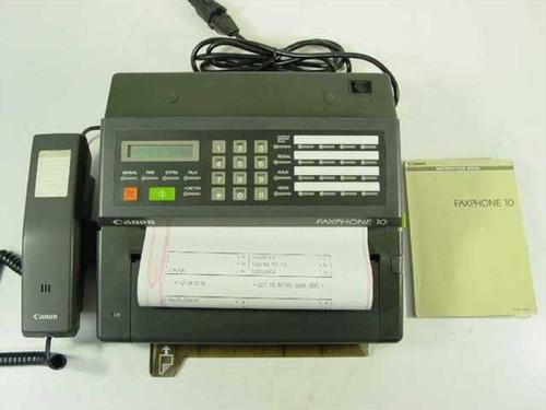 Canon Faxphone 10 (H11-0372)