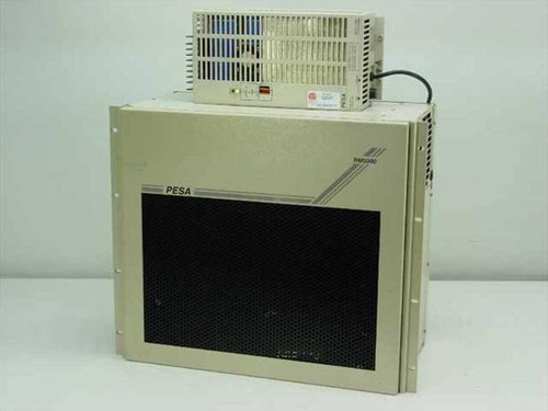 PESA Industries RM5000 48x96 Video Switcher w/ PS270 Power Supply