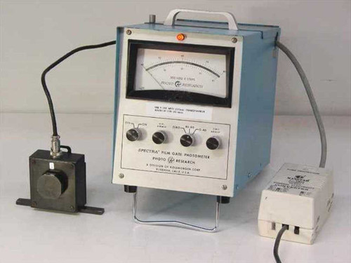 Photo Research FilmGate Photometer Spectra 900-OP-C