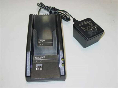 Motorola Overnight dual charger for large flip phone (SLN5039C)
