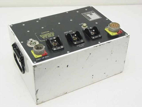 Photo-Sonics Inc. Control Box Power Supply (22-1099-100)