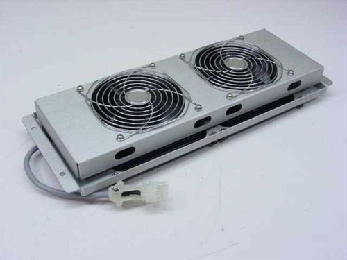 Papst/Barry Controls Duo-Plexx Dual Fan Assembly 0795/FM450