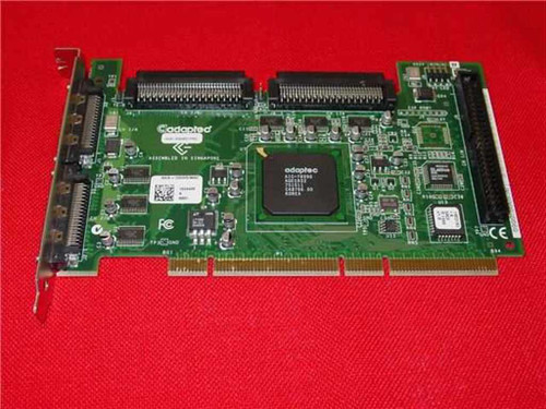 Adaptec AHA-3960D/MAC / Ultra 160 Dual SCSI Controller for G4