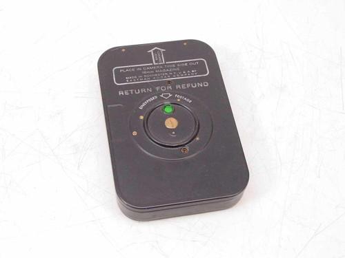 Kodak 7206 Plus-X Negative R.P. Film 16 mm Magazine - Empty