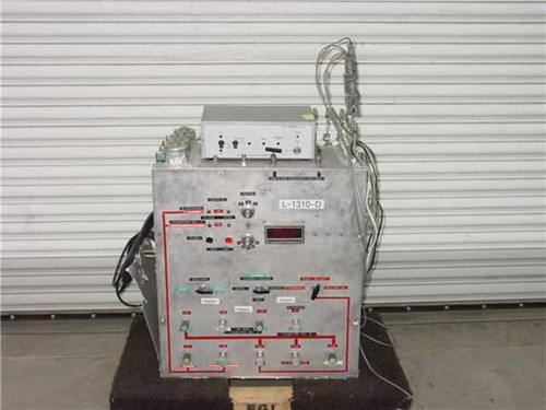 MRI Instruments XP16 Laser Gas Controller with Validyne Valves - As Is