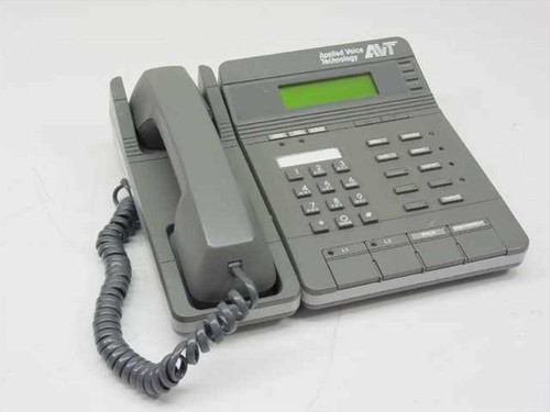 Applied Voice Technology DDS-4 2 Line Phone System (954-001216)