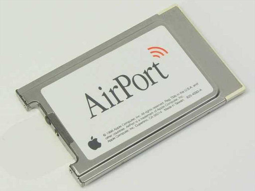 Apple Airport Wireless Network card (630-2883)