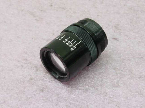 Pacific Optical Lens  8.75x f/3.4