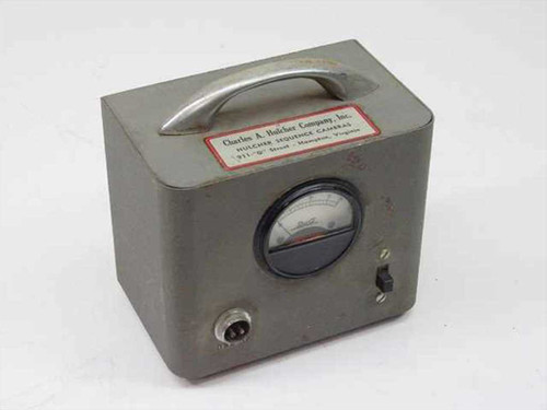 Charles Hulcher 12 V. Power Supply (Hulcher Sequence Camera)