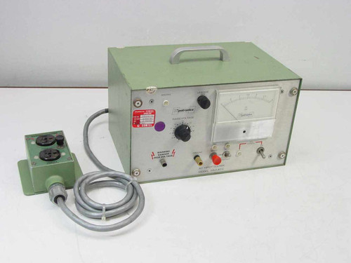Hipotronics AC Hipot Tester CS11-780 As-Is HA3-AT-C