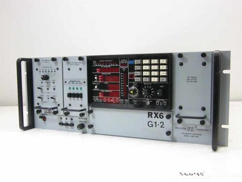 Microdyne 1400 MR Telemetry Receiver - 1451-D, 1420 1 Series, 1411-V